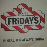 Photo taken at TGI Fridays by Kenneth T. on 7/14/2012
