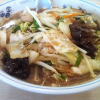 Photo taken at 竹一食堂 by ohena on 9/16/2011