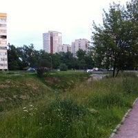 Photo taken at Кировский район by Ivan R. on 7/8/2012