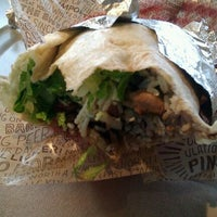Photo taken at Chipotle Mexican Grill by Tracie S. on 12/8/2011