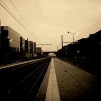Photo taken at Gare d'Etterbeek / Station Etterbeek by Olivier H. on 3/3/2012