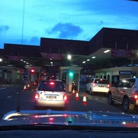 Photo taken at Sg. Tujuh Checkpoint (Brunei) by Mohiddin B. on 3/14/2012
