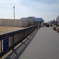 Photo taken at North Beach Boardwalk by Tony D. on 3/23/2012
