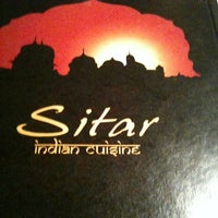 Photo taken at Sitar by Brian D. on 4/26/2012