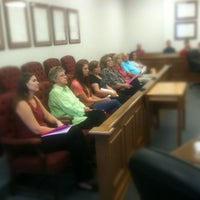 Photo taken at Bartholomew County Courthouse by Rick S. on 8/6/2012