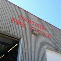 Photo taken at Eastside firehouse by John G. on 7/25/2012