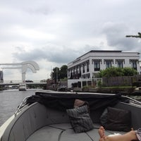 Photo taken at Van der Valk Hotel Leiden by Dirk v. on 7/28/2012