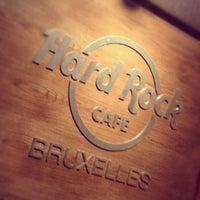 Hard Rock Cafe Brussels