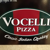 Photo taken at Vocelli Pizza by SlopeStylz on 5/31/2012