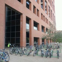 Photo taken at Gould-Simpson Building (University of Arizona) by Michael C. on 11/4/2011