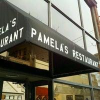 Photo taken at Pamela's P&G Diner by Patrick P. on 10/30/2011
