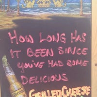 Photo taken at Gooeyz Grilled Cheese by James M. on 7/27/2011