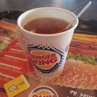 Photo taken at Burger King by khun N. on 11/28/2011