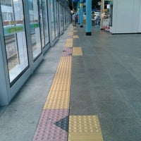 Photo taken at Bupyeong Stn. by Alexa H. on 7/15/2012