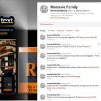 Photo taken at Home Office by Monavie Family on 9/19/2011