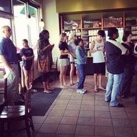 Photo taken at Starbucks by Steve W. on 7/13/2012