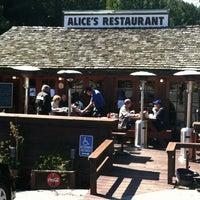 Photo taken at Alice's Restaurant by Dan K. on 3/2/2012