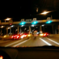 Photo taken at Toll Plaza 17 by Annie H. on 6/13/2012