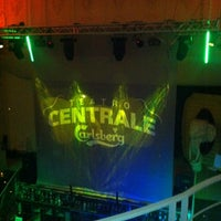 Photo taken at Teatro Centrale by Vinicio B. on 4/18/2012