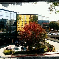 Photo taken at Embassy Suites by Hilton San Francisco Airport Waterfront by Dawn H. on 9/29/2011