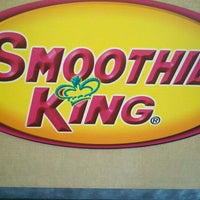 Photo taken at Smoothie King by Kimmi v. on 9/21/2011