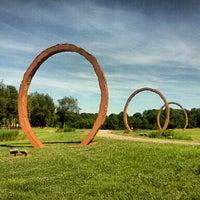 Photo taken at North Carolina Museum of Art by Loren S. on 6/16/2012