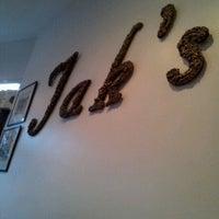Photo taken at Jak's by Nddaton on 4/13/2012