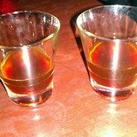 Photo taken at Bluefoot Bar & Lounge by Larry B. on 10/16/2011