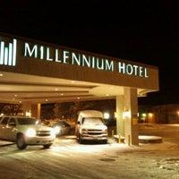 Photo taken at Millennium Harvest House Boulder by Kenichi S. on 1/12/2012