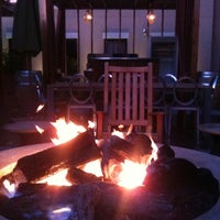 Photo taken at Avia Terrace and Fire Pit by erika w. on 1/8/2012