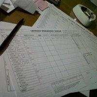 Photo taken at Kantor Sanbe Blitar by Sigit P. on 12/5/2011