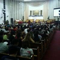 Photo taken at Primeira Igreja Batista em Arraial do Cabo by Leone F. on 12/4/2011