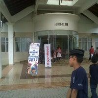 Photo taken at Taman Budaya,kuala Ibai by Razali H. on 10/19/2011