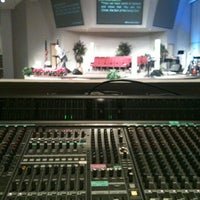 Photo taken at Knoxville Christian Center by Jim M. on 12/18/2011