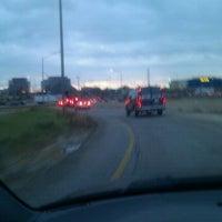 Photo taken at I- 290 & I-90 Interchange by Patrick F. on 11/10/2011