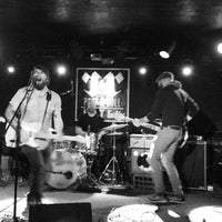 Photo taken at Rock & Roll Hotel by James C. on 4/22/2012