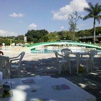 Photo taken at Jaraguá Country Club by Guto B. on 5/28/2011