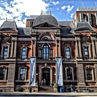 Photo taken at Renwick Gallery by Jim T. on 4/11/2012