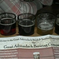 Photo taken at Great Adirondack Steak and Seafood by Beth K. on 1/5/2012