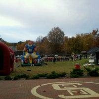 Photo taken at NCSU - Harris Field by Sarah H. on 11/13/2011