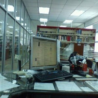 Photo taken at Library @ IMU by basitimu m. on 3/19/2012