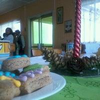 Photo taken at Escuela Santa Cruz by Susana Q. on 12/23/2011