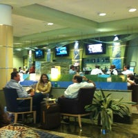 Photo taken at American Airlines Admirals Club by Luciana on 7/8/2012