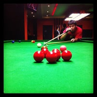 Photo taken at Mone Snooker by Alexandra Y. on 11/22/2011