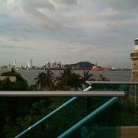 Photo taken at Club Naval by Jose Luis R. on 9/13/2012