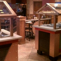 Photo taken at bd's Mongolian Grill by Danielle V. on 10/12/2011