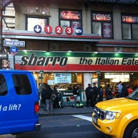 Photo taken at Sbarro by Veronica L. on 11/4/2011