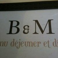 Photo taken at B&M by Sylvain R. on 4/15/2012