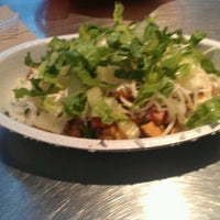 Photo taken at Chipotle Mexican Grill by Sarah W. on 8/30/2011