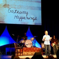 Photo taken at Gateway Church - McNeil Campus by Candice R. on 1/8/2012